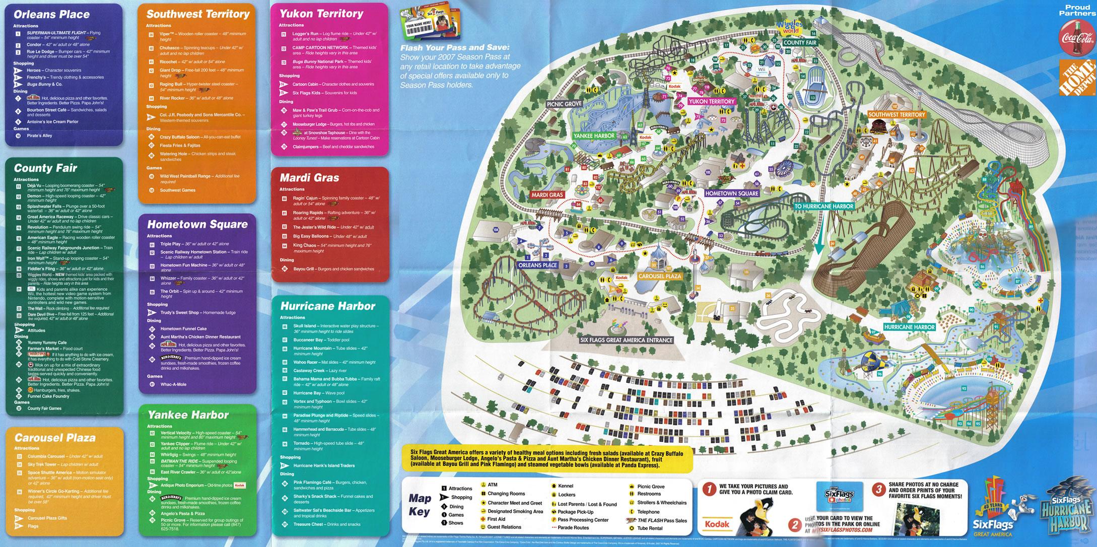 Sfgamworld park maps park map gumiabroncs Images